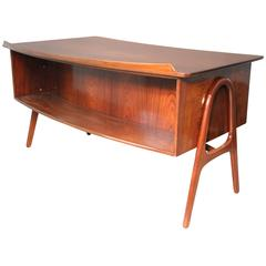 Svend Madsen Designed Desk for Asbjorn Møbler