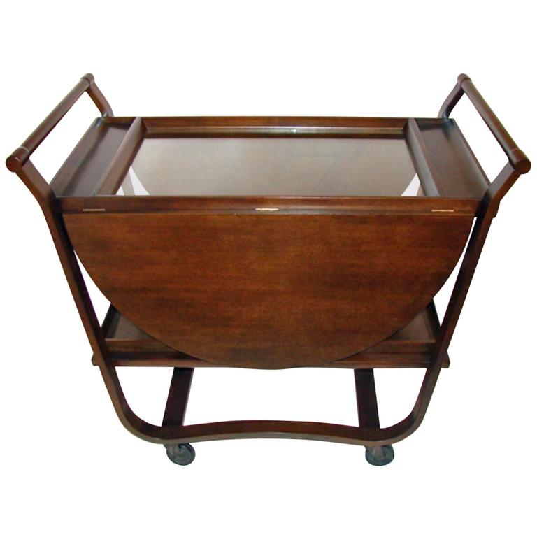 Edward Wormley Serving Cart for Dunbar 1
