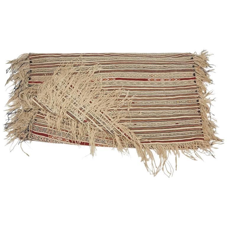 Beni Ourain Moroccan Textile