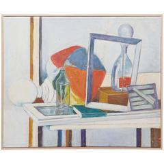 """Beachball"" Still Life Painting"