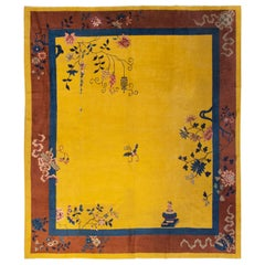 Best Chinese Art Deco Rug