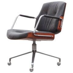 Fabricius/Kastholm Swivel Chair 'b'