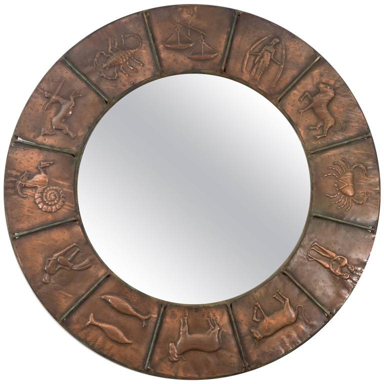 Astrology Relief Mirror 1