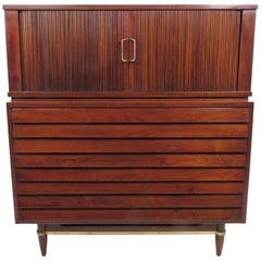Vintage Highboy Dresser by American of Martinsville