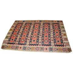 Turkish Kilim from Balkan