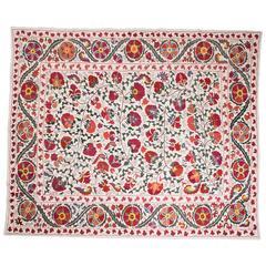 Bedspread Turkoman Suzani