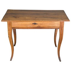 Antique 19th Century Walnut French Table
