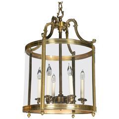 Regency Style Hall Lantern