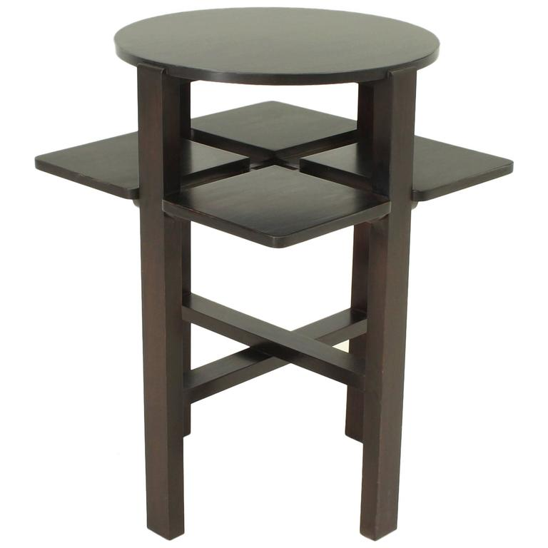 Domino Table By Charles Rennie Mackintosh At 1stdibs