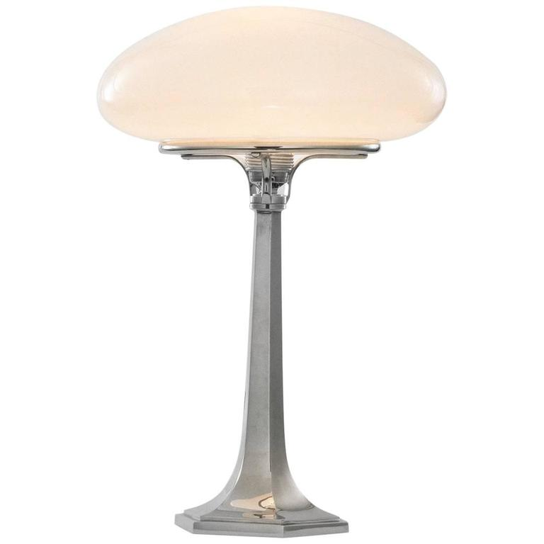 Josef Hoffmann 1901 Table Lamp, Re-Edition