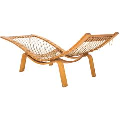 "GE2 ""Hammock"" Chair by Hans J. Wegner"