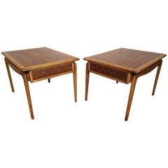 Mid-Century End Tables by Lane
