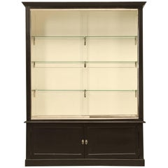 French Display Cabinet or Store Fitting Restored