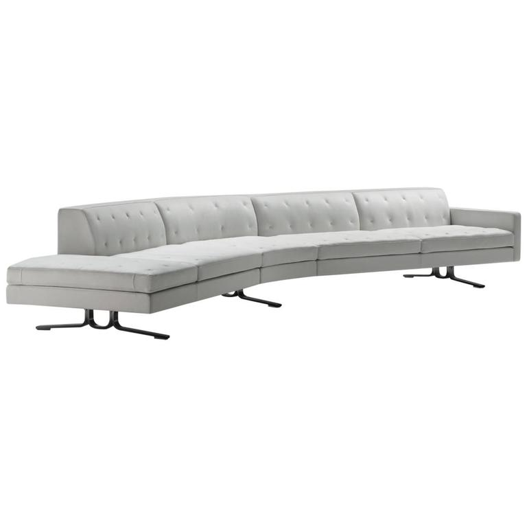 Impressive Sectional Sofa by Jean-Marie Massaud for Poltrona Frau