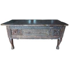 Spanish Low Table