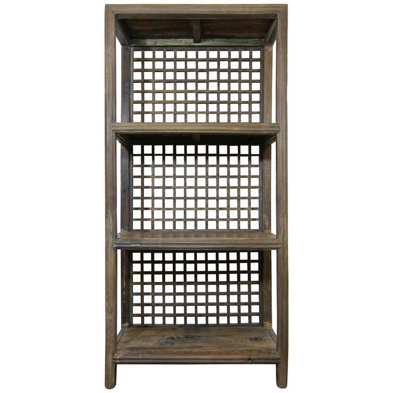Rustic Bookcase For Sale