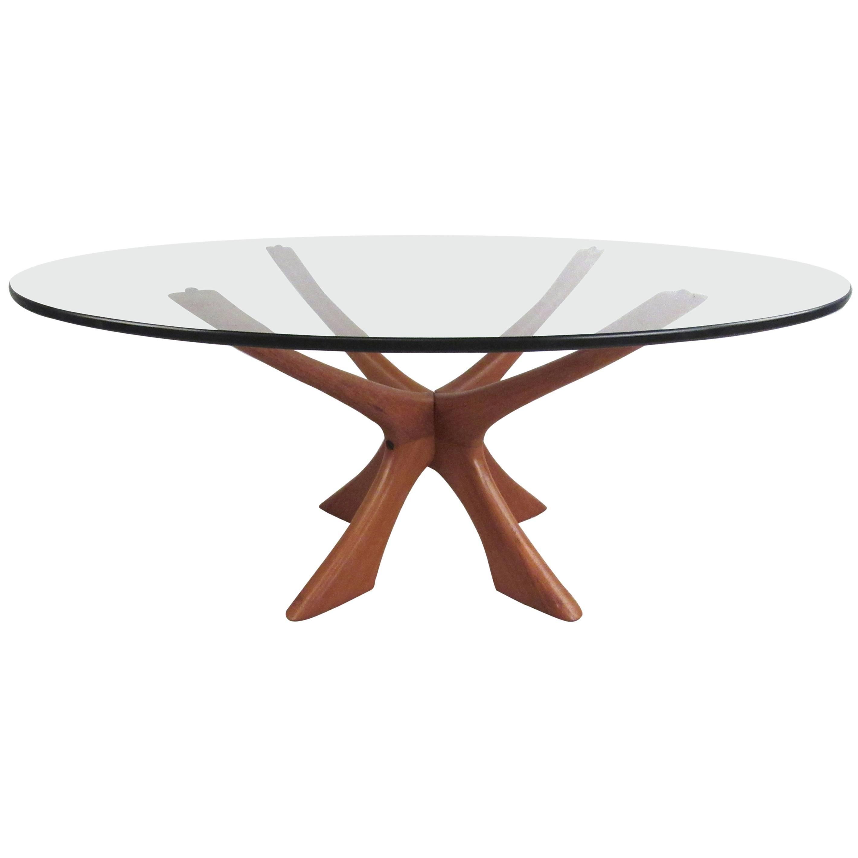 Illum Wikkelsø Scandinavian Modern Coffee Table