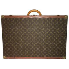 Louis Vuitton Suitcase, Monogram Canvas