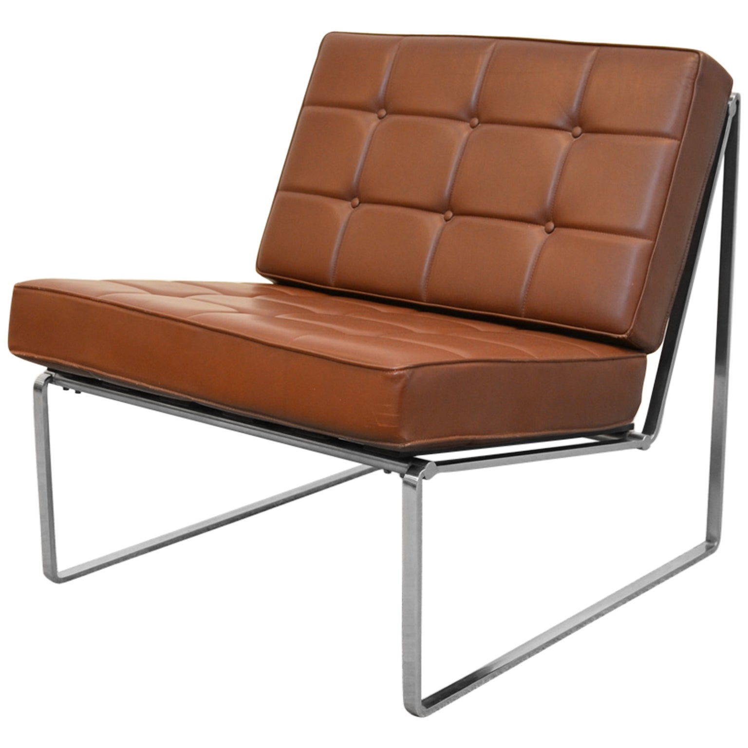 Midcentury Lounge Chair 024 by Kho Liang Ie for Artifort, Netherlands