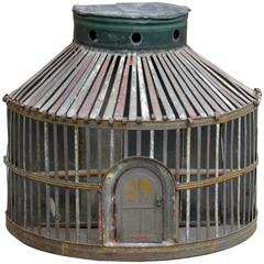 Mid to Early 19th Century Bird Cage