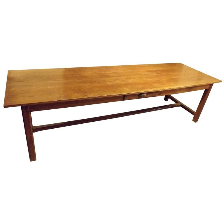 handsome large french farmhouse table