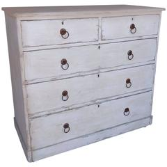 Painted English Pine Dresser