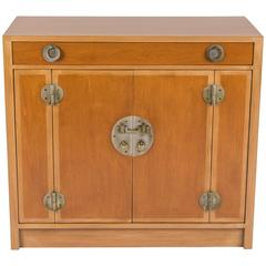 Chinoiserie Inspired Cabinet Designed by Edward Wormley for Dunbar