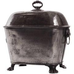 19th Century English Coal Scuttle