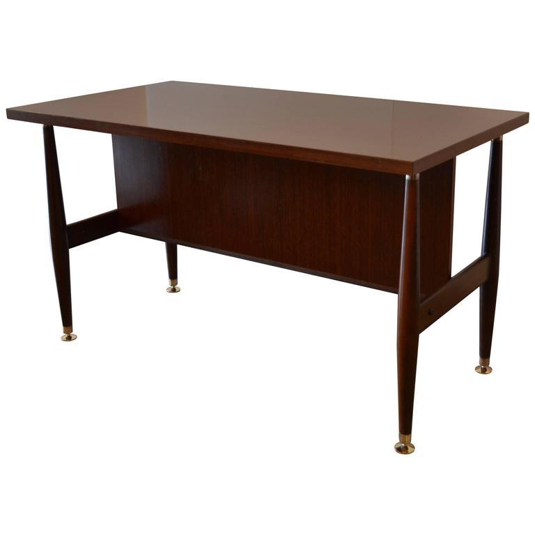 Italian Mid-Century Table or Writing Desk