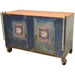 Sun Service Equipment Automotive Steel Cabinet