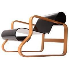 Alvar Aalto Paimio 41 Chair for Arket in Black