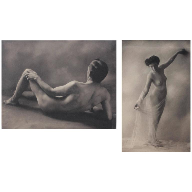 Pictorialist Nude Photography