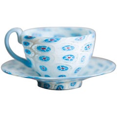 Elegant Fratelli Toso Mille Fiori Espresso Cup