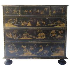 Early 20th Century Chinoiserie Chest
