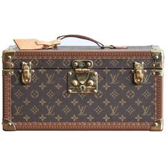 Louis Vuitton Monogram Beauty/Travel Case, 1980