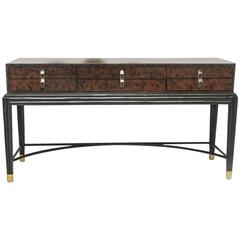 Stylish Sideboard or Console Table by Maitland-Smith
