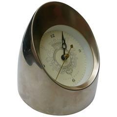 Jefferson Lady Marion Desk Electric Clock Designed by Dave Chapman