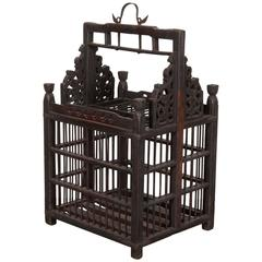 19th Century Chinese Birdcage
