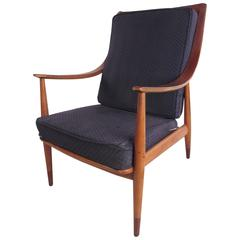 John Stuart High Back Lounge Chair