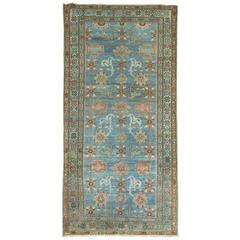 Blue Persian Malayer Rug