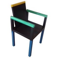 """""""Palace"""" Chair by George Sowden"""