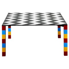 Post-Modern Dining Room Tables