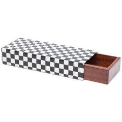 Old Piero Fornasetti Box 'j'
