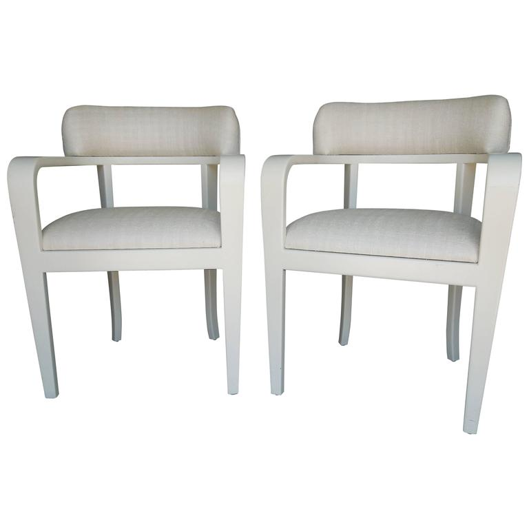Vintage Modern Pair of Brattrud Chairs from Steve Chase