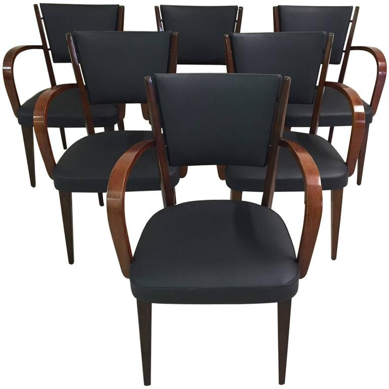 Italian Armchairs, 1950s For Sale