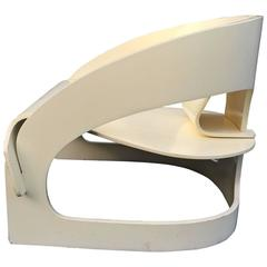 1st Edition 4801 Chair by Joe Colombo for Kartell