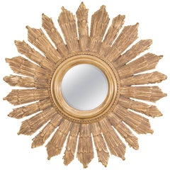 A Sunburst Mirror
