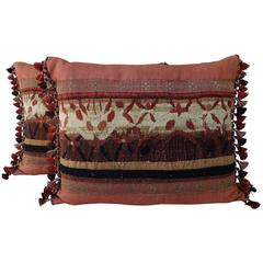 Single 18th Century Tapestry Pillow by Melissa Levinson