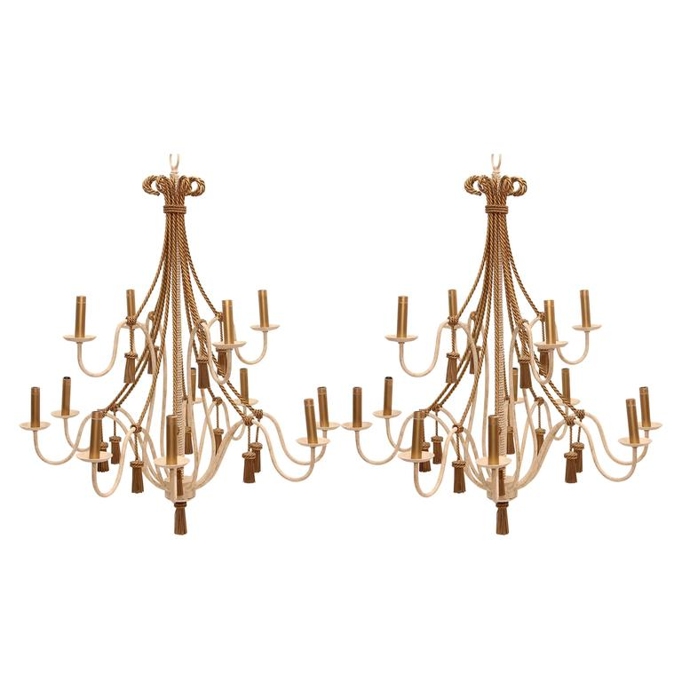 Chandelier, Neoclassical Style Chandeliers