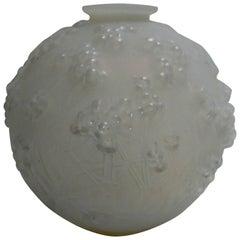 Rene Lalique Druides Vase